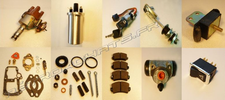 allumage-freinage-carburateur-renault-4-4l
